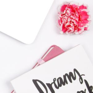 Lead magnet. Email List. Flower. Dreams.